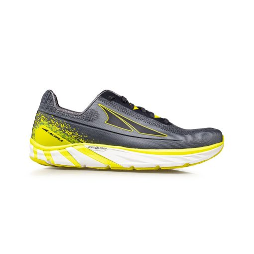 MEN'S ALTRA TORIN PLUSH 4 GRAY/LIME ALM1937K