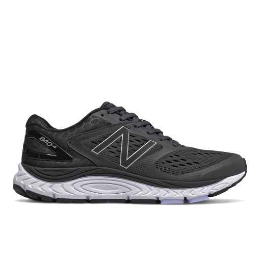 WOMEN'S NEW BALANCE 840V4 BLACK/WHITE W840BK4