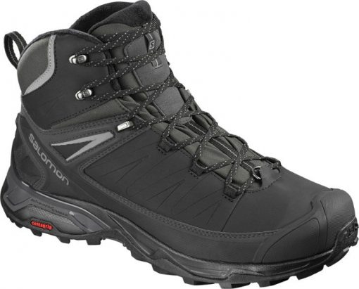 MEN'S SALOMON X ULTRA MID CSWP BLACK/PHANTOM/QUIET SHADE 404795