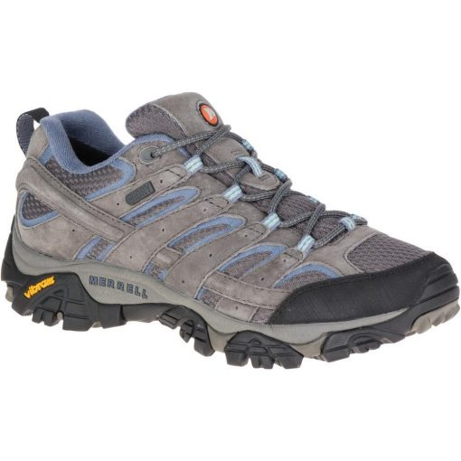 WOMEN'S MERRELL MOAB 2 WP GRANITE